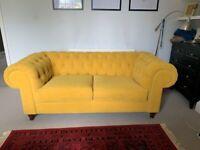 Chesterfield Deep Button Sofa