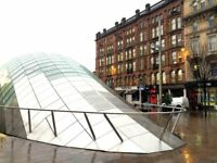 Office suite for rent, available from 1st April 2018. St Enoch Square, Glasgow. G1 4AA