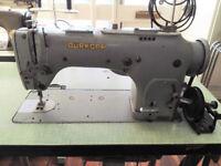 Durkopp 267-508-6 Straight / 3 Step Zig Zag Stitch Industrial Sewing Machine