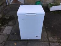 Chest Freezer for sale. Free standing Haier. 2 yrs old but house move makes surplus to requirements.
