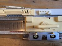 SilverReed SK280. Nearly new Knitting Machine. Collect Only, London