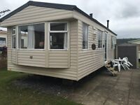 6 berth Static Caravan to let burry port Wales
