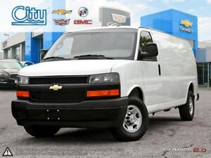 2018 Chevrolet Express 2500 Work Van ** 2500 EXTENDED **