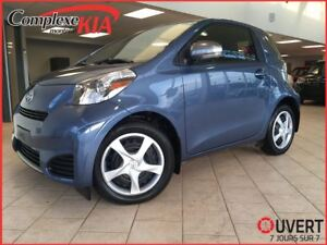2014 Scion iQ 26784KM SEULEMENT ! BLUETOOTH A/C DEM.DIST AUTO