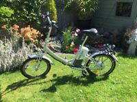 Ladies Electric Bike Lynx Power cycle