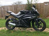 New bike 125cc same as Yamaha yzfr 125cc ybr cbf Aprilia rs honda cbr scooter moped