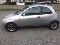 FORD KA STYLE 2007 LOW MILAGE