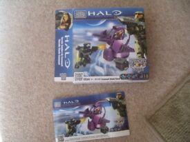 Mega Bloks Halo Buildable Covenant Shade Turret 96949