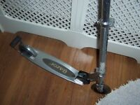 razor stunt scooter in very good condition rear brake, adjustable