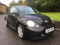 VW BEETLE 1.9 TDI , TIMING BELT DONE , SUPERB SERVICE HISTORY , MOTD JULY 2018