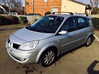 Renault Grand Scenic 7 Seater 1 owner from new