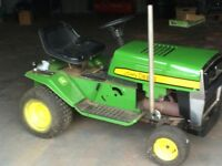Ride on petrol tractor ideal for kids