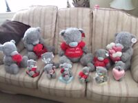 Teddy Bears - 'Me to You' Tatty Teddies - Excellent Condition