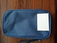 EXCELLENT QUALITY TRAVEL DOCUMENT HOLDER NEW