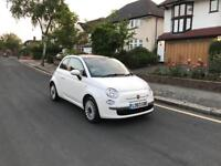 Fiat 500 lounge 1.2 Petrol 2013 fully service History very low Mileage and long Mot Excellent Runner
