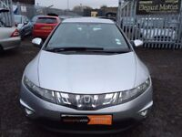 2006 Honda Civic Diesel**3 Keepers**NEW CLUTCH & FLYWHEEL**Leather Interior**Heated Seats*F S Hist*