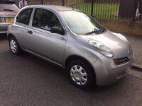 NISSAN MICRA AUTOMATIC 1.2 S AUTOMATIC LOW MILEAGE NEW MOT NEW TYRES EXCELLENT CONDITION HPI CLEAR!