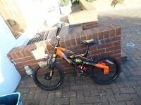 "Boy 18"" Inch bike"