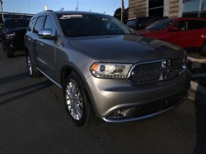 2015 Dodge Durango CITADEL ALL WHEEL DRIVE LUXURY MODEL!
