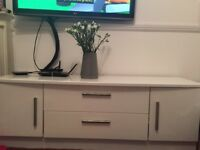 High Gloss TV Stand for Sale