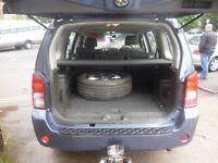 Nissan PATHFINDER Trek DCI,2488 cc 5 door 4x4,FSH,full MOT,runs as new,tow bar fitted,*now reduced*
