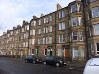 2 bedroom fully furnished first floor flat to rent on Harrison Road, Shandon, Edinburgh