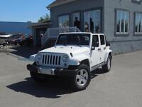 2011 Jeep Wrangler Unlimited Sahara ++PARFAITE CONDITION++