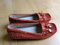 Michael Kors moccasins loafers - size 6US - 4UK