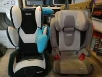 RECADO car seats