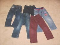 Boys trouser bundle. Age 2-3 years