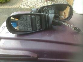 Fiat punto mirrors