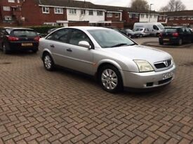 Vauxhall Vectra 1.8 i 16v SXi 5dr MOT June 2018 Great and reliable car