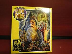 Ceaco Glow in the Dark puzzle Seer by Myles Pinkney NEW