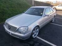 Mercedes s500 Coupe W140