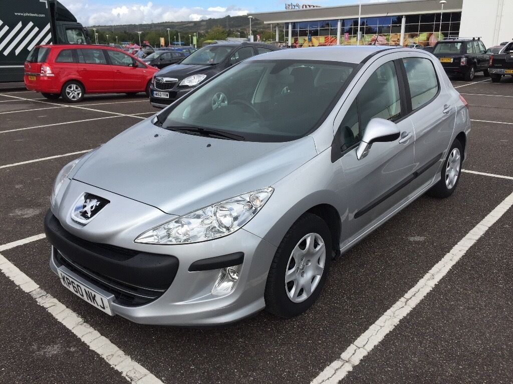 2010 PEUGEOT 308 S HDI 92 / NEW MOT / PX WELCOME / SERVICE HISTORY / FINANCE AVAILABLE / WE DELIVER