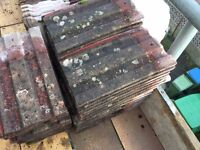 "£180 Second hand ""redland 49"" roof tiles 1500"