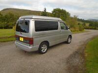 1995 Mazda Bongo Camper Van 2.5 TDI Auto 4X4