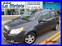 2010 Chevrolet AVEO 5 LT **GR. ELECTRIQUE,TOIT, À VOIR*
