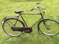 "Mans Dutch Bike ""Gazelle"" Large Frame"