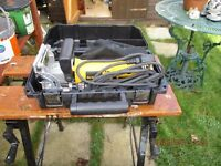 Dewalt biscuit jointer,