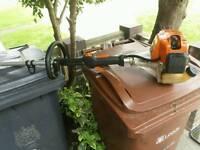 Stihl hl75 long reach hedge cutter spares or repairs