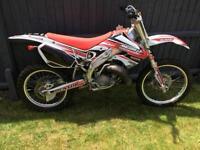 Honda cr125 1998