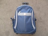 Pull-A-Long Rucksack / Back Pack Used Once.