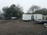 Wanted large Yard to rent for Cars and Trailers