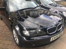 BMW 3 SERIES 320D ES 4 DOORS 1 OWNER FROM NEW S/HISTORY