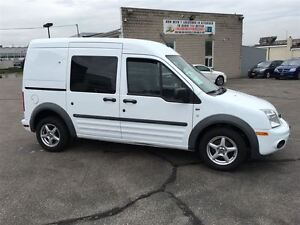 2011 Ford Transit Connect NO ACCIDENTS | DUAL SLIDING DOORS Kitchener / Waterloo Kitchener Area image 7