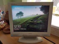 """Philips Brilliance 200P3 20"""" monitor"""