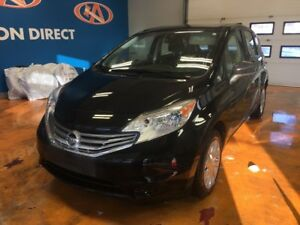 2015 Nissan Versa Note 1.6 SV AUTO/ AIR/CRUISE/ POWER GROUP!