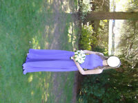 Bridemaids Dresses or Prom Dresses x 2 in Bluebell - Worn once