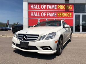 2012 Mercedes-Benz E350 350- RWD, LEATHER, NAV, ALLOYS